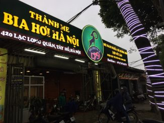 Làm biển hiệu quảng cáo tại Xuân Đỉnh, Xuân La, Võ Chí công, Bắc Từ Liêm
