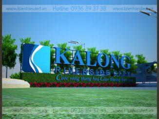 Thi công biển quảng cáo tòa nhà tại Hà Nội