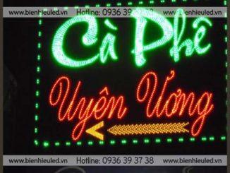 Làm biển hiệu quảng cáo tại Long Biên